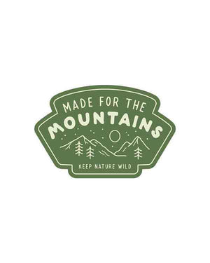 Outdoor Stickers Shop at AdventurePlease.com