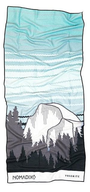 National Parks Yosemite Nomadix Towel - Adventure Please