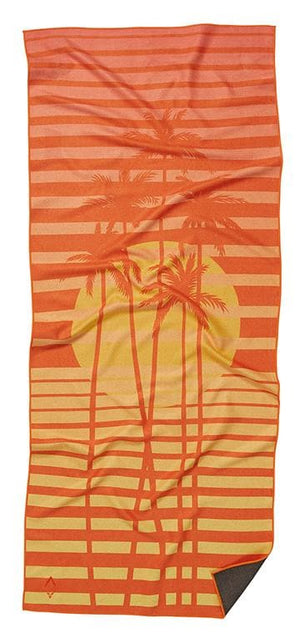 Vice Sunset Nomadix Towel - Adventure Please