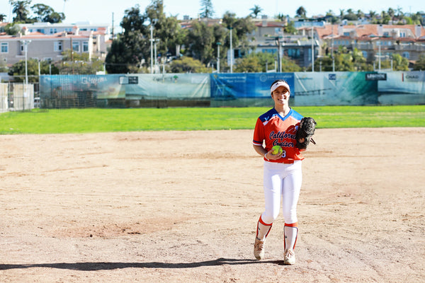 College Softball Bound, Emma Fong, Shares How She Got Recruited