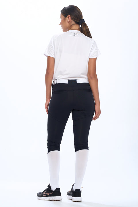 Legging Youth Heather Charcoal