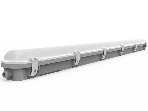 EMBATTEN24WPL LED 1200mm Emergency Weatherproof Batten  | E&E Lighting Australia