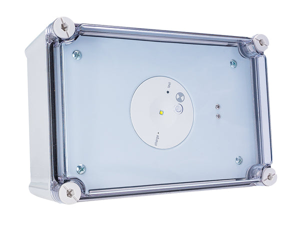EMLITELWP LED Surface Mount Weatherproof Emergency Luminaire  | E&E Lighting Australia