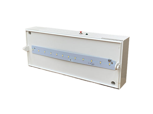 EXBOXL LED Classic Box Exit Body Only  | E&E Lighting Australia