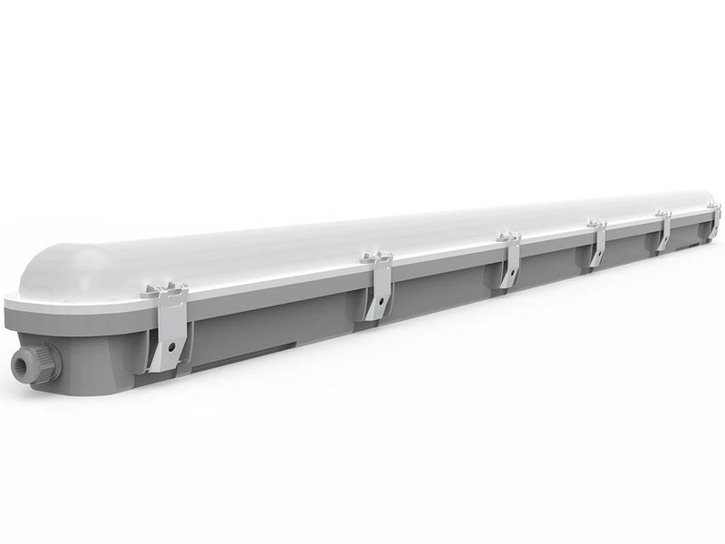 SBATTEN24WP Non Emergency 1200mm Weatherproof Batten - 240V  | E&E Lighting Australia