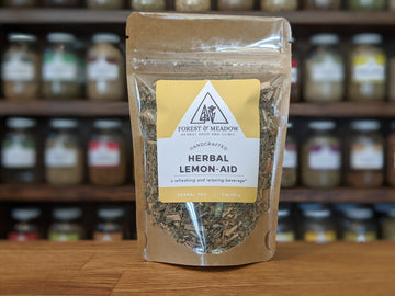 Herbal Lemon-Aid Tea