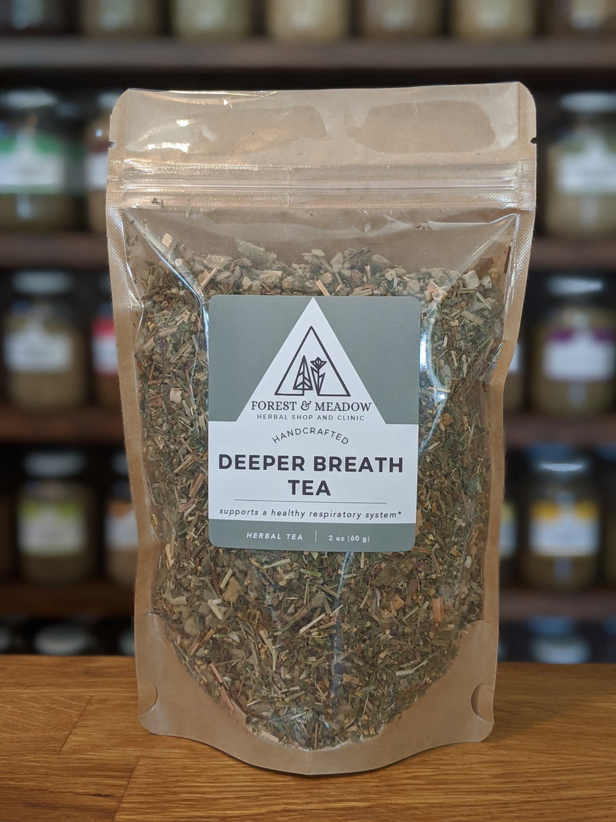Deeper Breath Tea