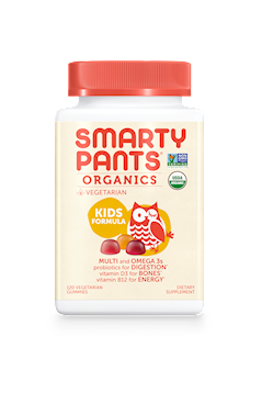 Smarty Pants Organic Multi Gummies - Kids