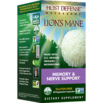 Lion's Mane (Host Defense Mushrooms)