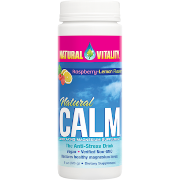 Natural Calm Magnesium (Natural Vitality)
