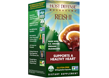 Reishi (Host Defense Mushrooms)