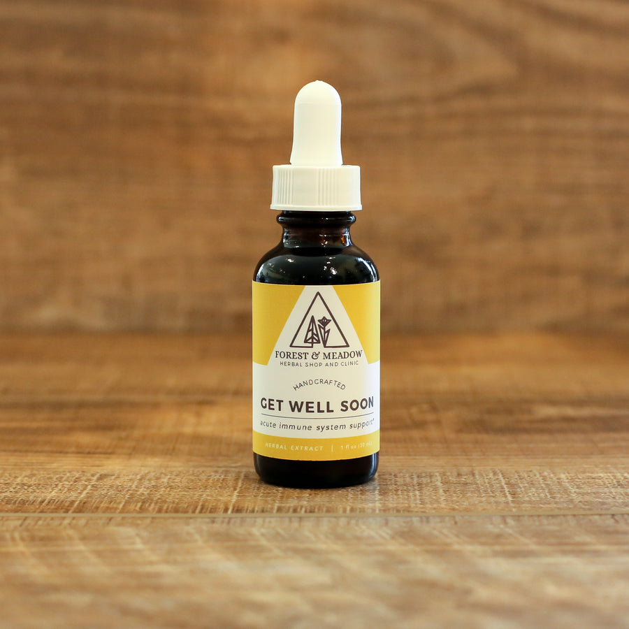 Get Well Soon Extract Formula