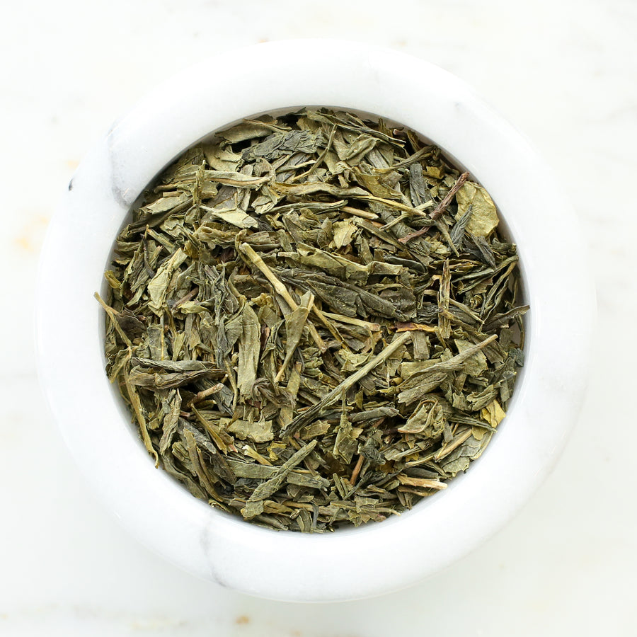 Sencha Leaf Green Tea