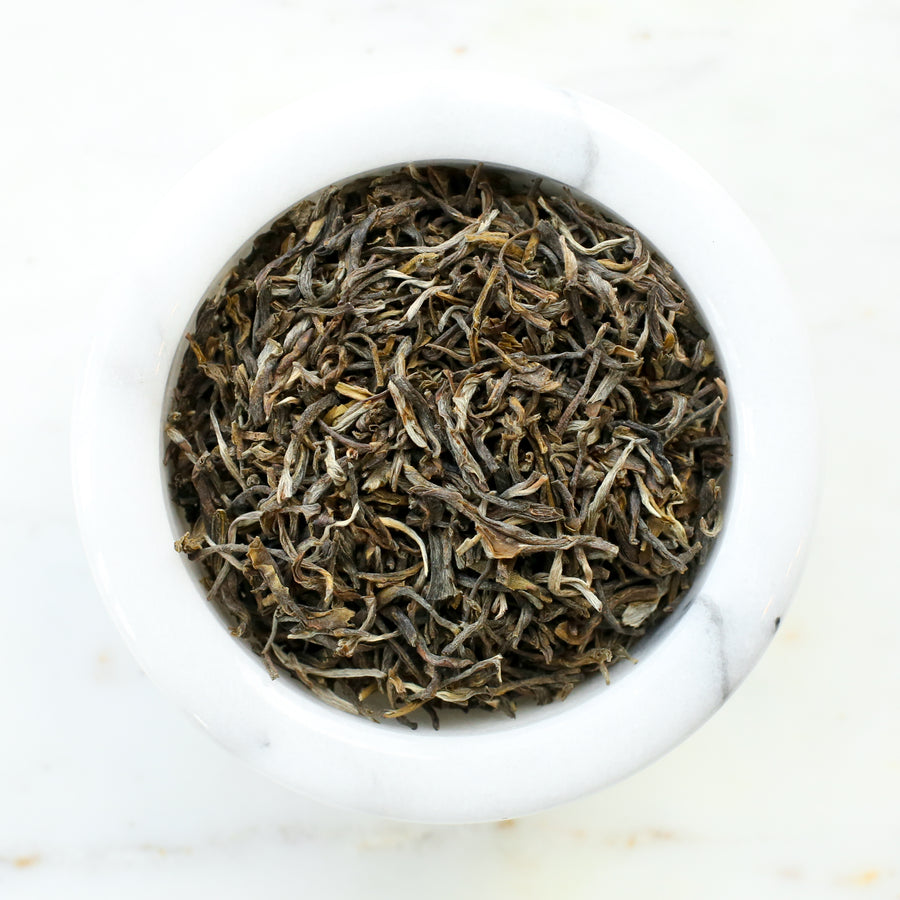 Pu'erh White Tea