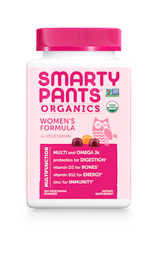 Smarty Pants Organic Multi Gummies - Women's