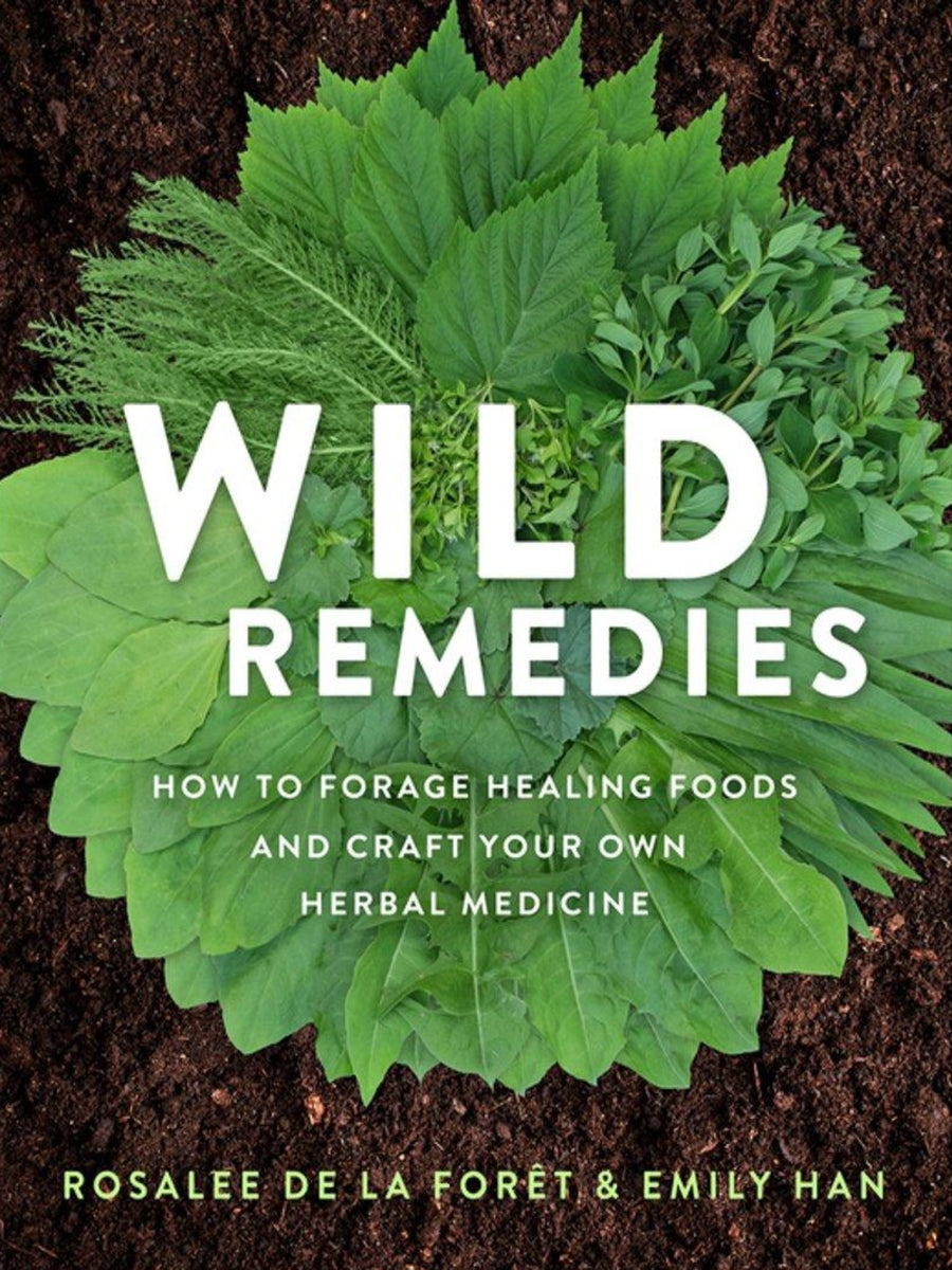 Wild Remedies by Rosalee de la Forêt and Emily Han