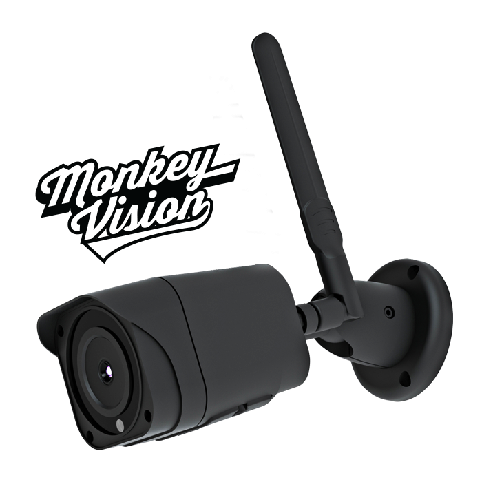 GATEKEEPER WIFI - WiFi Security Camera by Monkey Vision