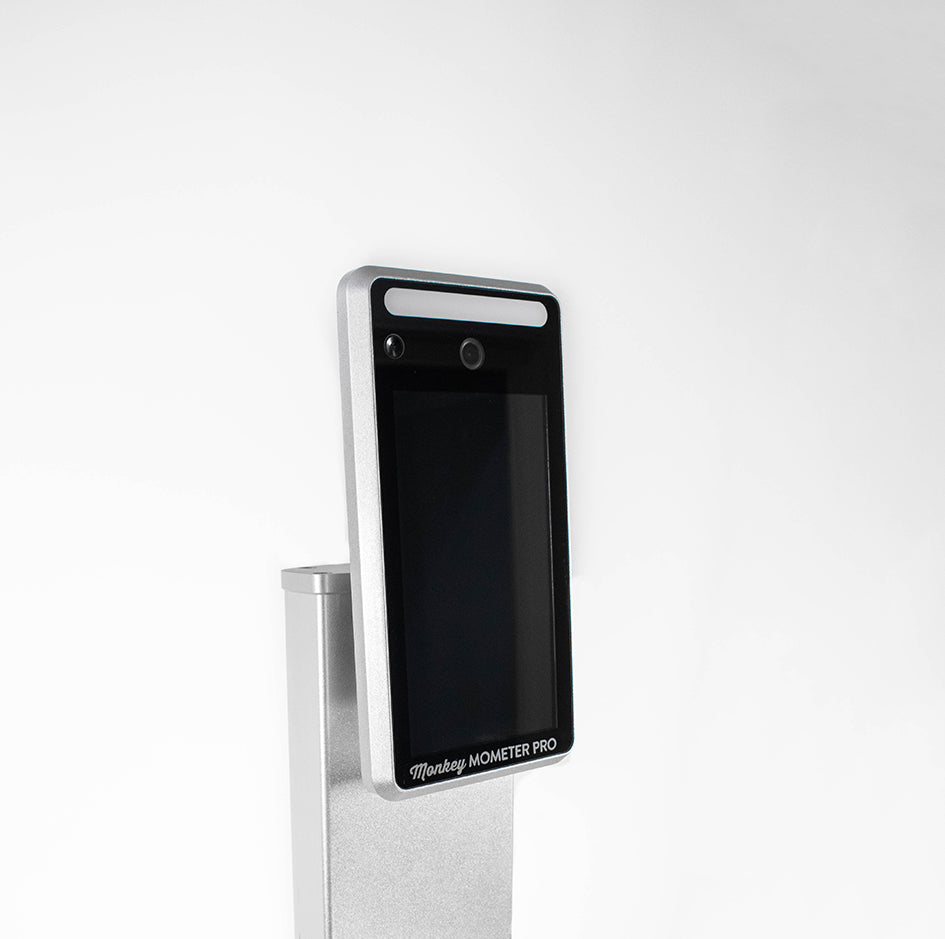 Monkey Mometer Pro - Facial Recognition Access Control Unit by Monkey Vision Optimised for Australia