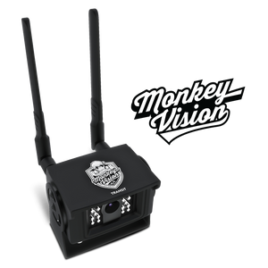 TRANSIT - 4G In-Vehicle Security Camera by Monkey Vision