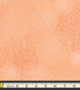 Floral Elements by Art Gallery Fabrics - Sunset