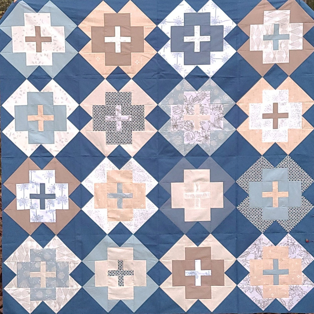 Nightingale Quilt Kit - 60