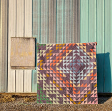 Load image into Gallery viewer, Kaleido Moonstone Quilt Kit - THROW Size