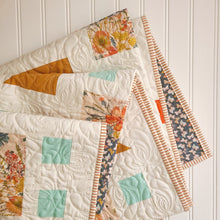 Load image into Gallery viewer, Prairie Sky Nestologie - THROW size Handmade Quilt