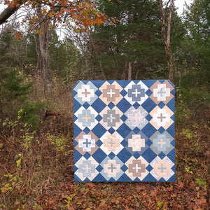 "Nightingale Quilt Kit - 60"" x60"""