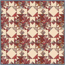 Load image into Gallery viewer, Agnes - Kismet Quilt Kit - Multiple Sizes
