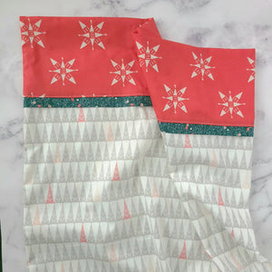 Tree Farm Candied Pillowcase Kit