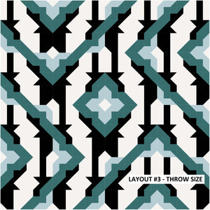 PREORDER - The Trellis Quilt Pattern - PDF Download