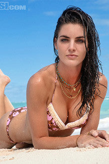 Hillary Rhoda for Sports Illustrated 2011