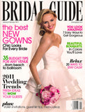 Bridal Guide Magazine cover
