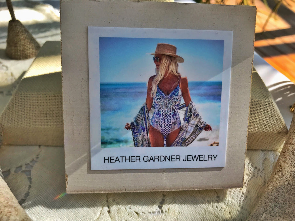 Heather Gardner Jewelry featured at Santa Ynez Valley trunk Show