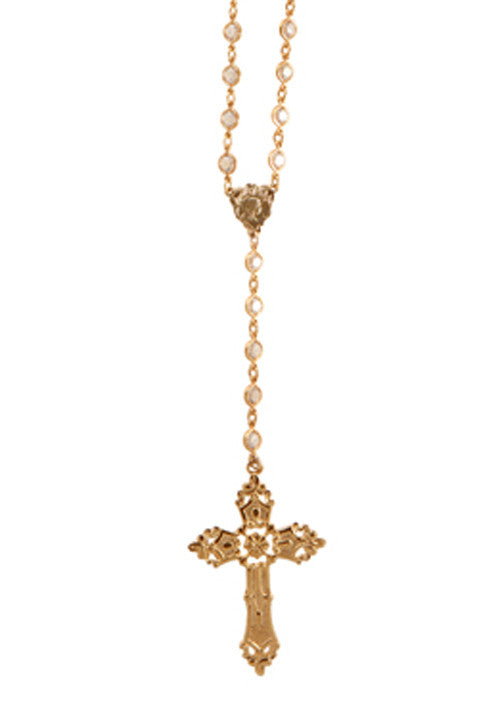 CROP36 inch Rosary Crystal Necklace72dpi