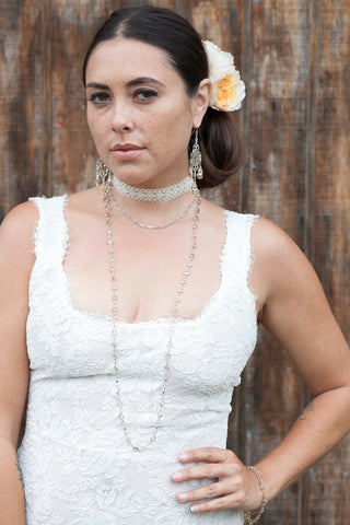 Bridal Imperial Petite Choker Necklace