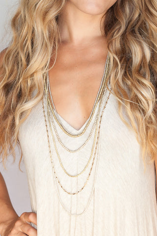 Aspen Boho Necklace