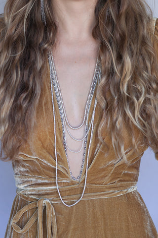 Desert Sunshine Boho Necklace