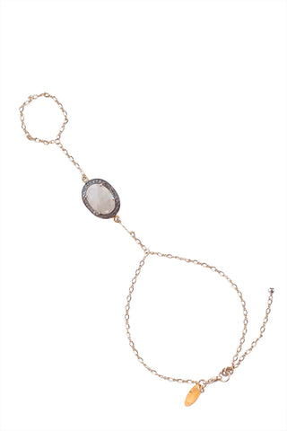 Moonstone Beach Hand Chain