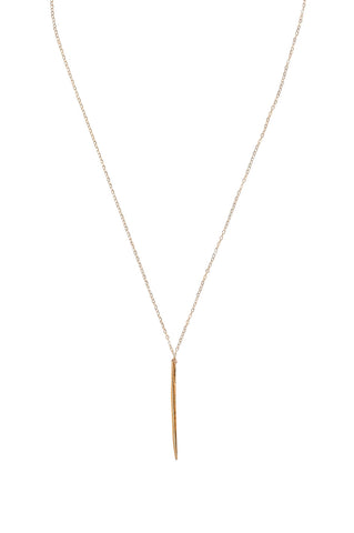 Petite Spike Necklace
