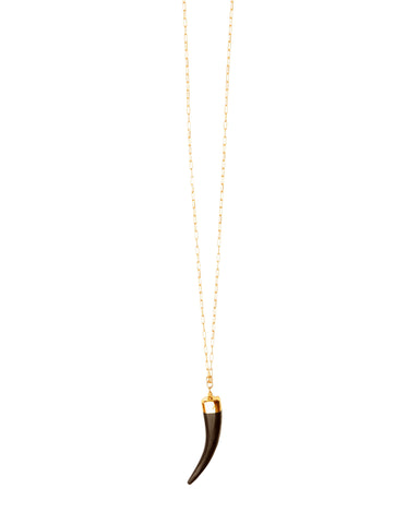 Boho Tusk Necklace