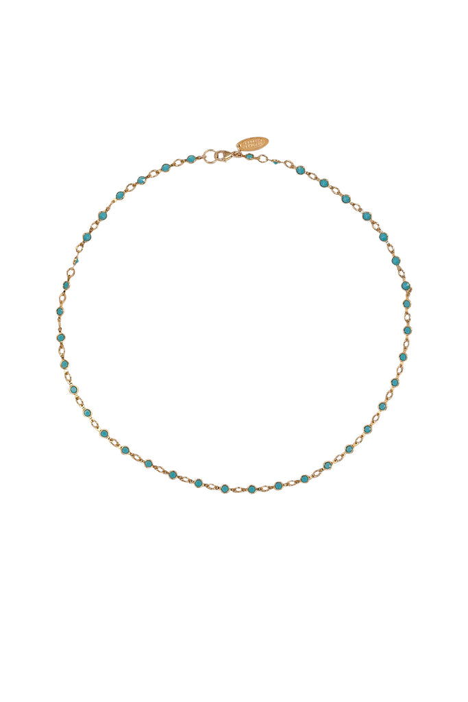 GOLD Swarovski Crystal Kids Necklace & Bracelets:  various crystal options