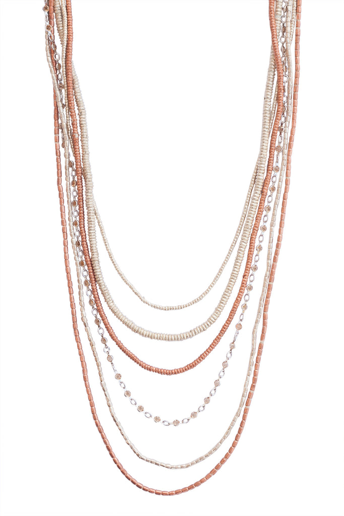 Aster Boho Necklace