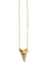 TLBSH Golden Sunset Shark Tooth NecklaceCROP72dpi