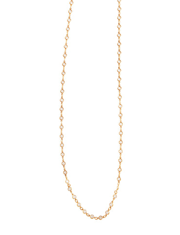 Heather Gardner Signature Swarovski Petite Crystal Necklace- MORE COLORS!!