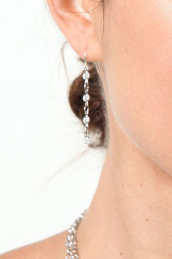 Regal Crystal Earring