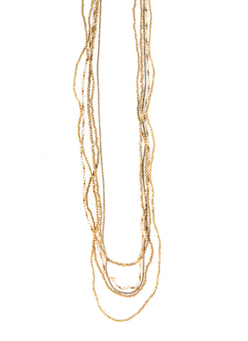 5 Layer Victoria Chain Ethiopian Necklace