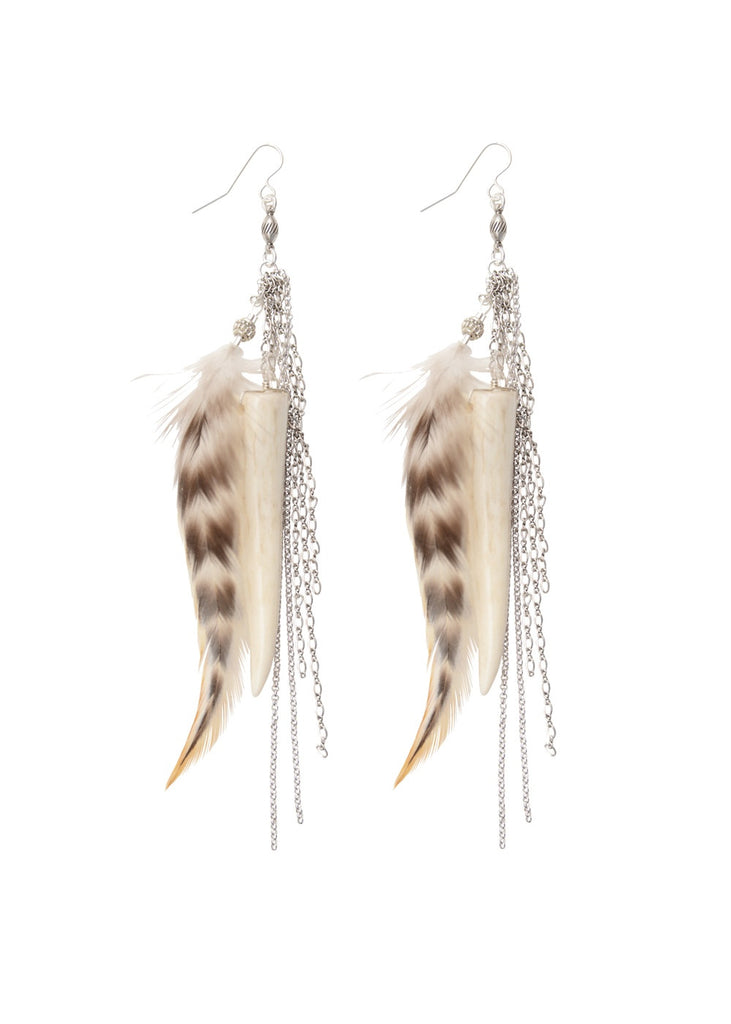 Vagabond Antler Earrings