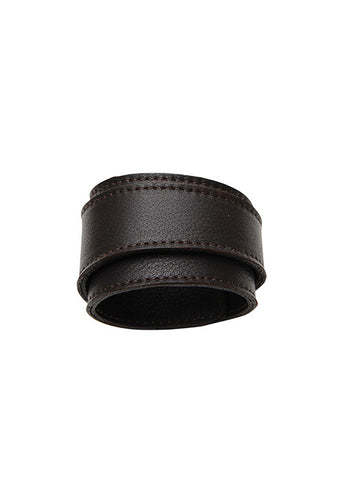 Leather Venice Wrap Cuff