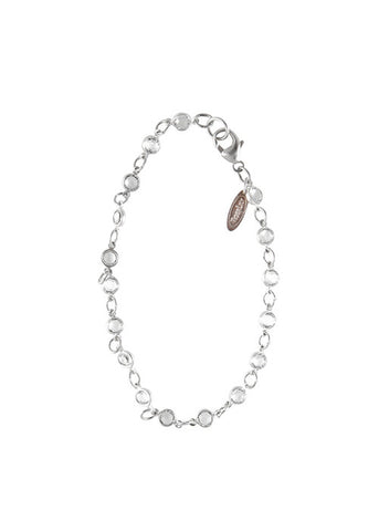 Single Petite Crystal Bracelet